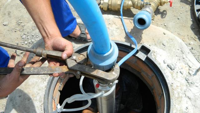 ремонт скважины